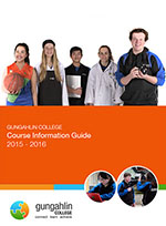 Course Information Guide cover