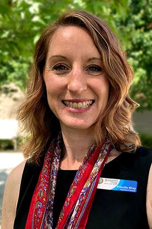 Acting Principal Priscilla Wray